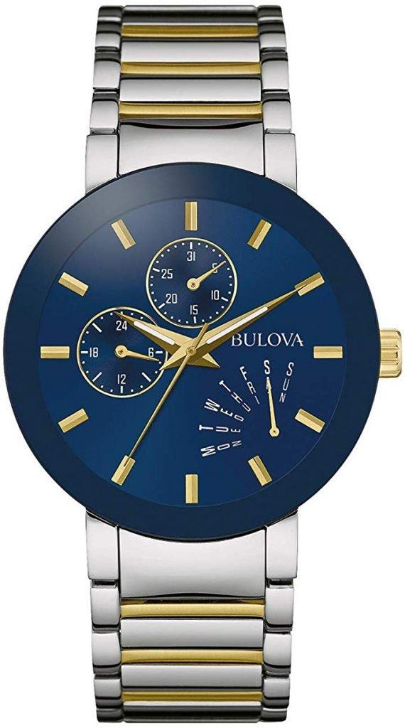 Bulova Dress Watch | Model No. 98C123