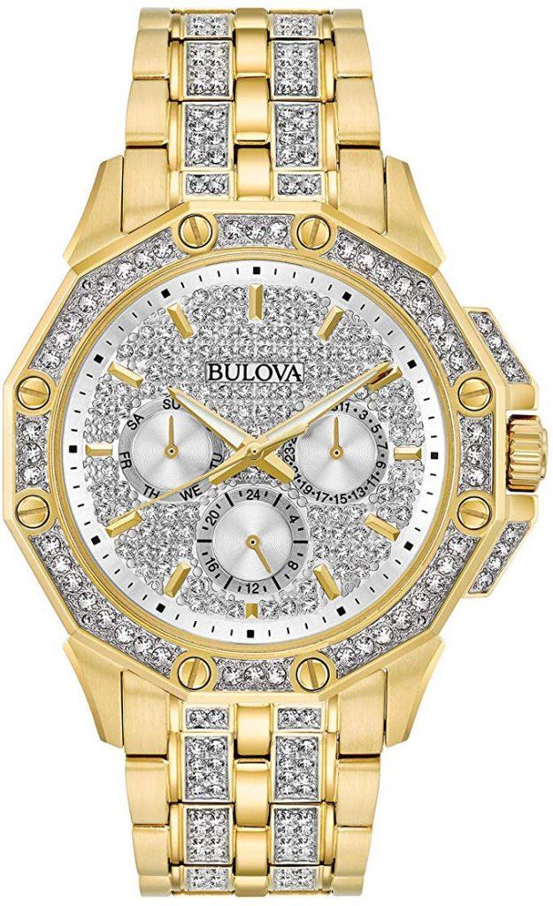 Bulova Dress Watch | Model No. 98C126