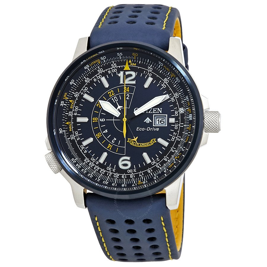 Citizen Blue Angels Nighthawk  BJ7007-02L