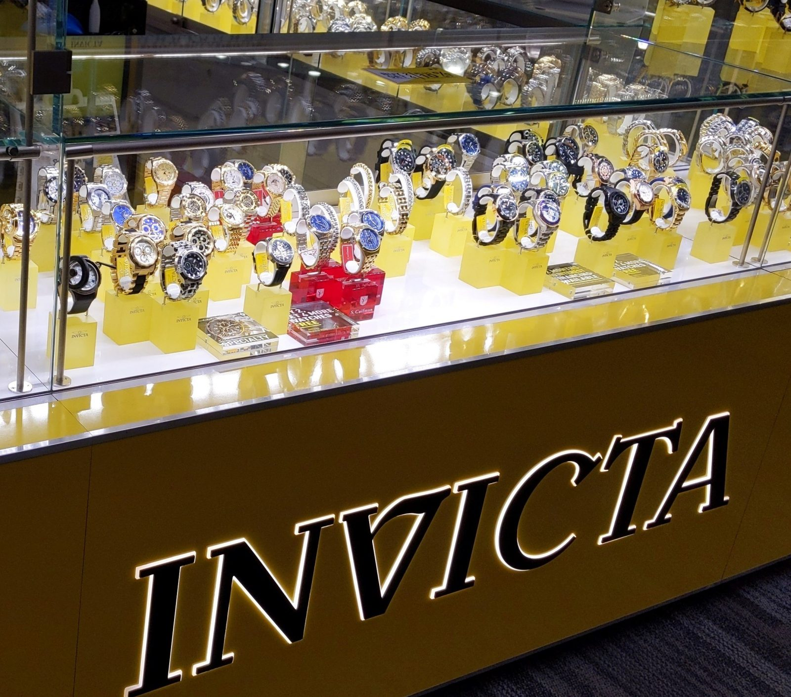 Invicta Watches - Quality and Reputation
