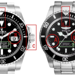Invicta vs Rolex: Brand Comparison