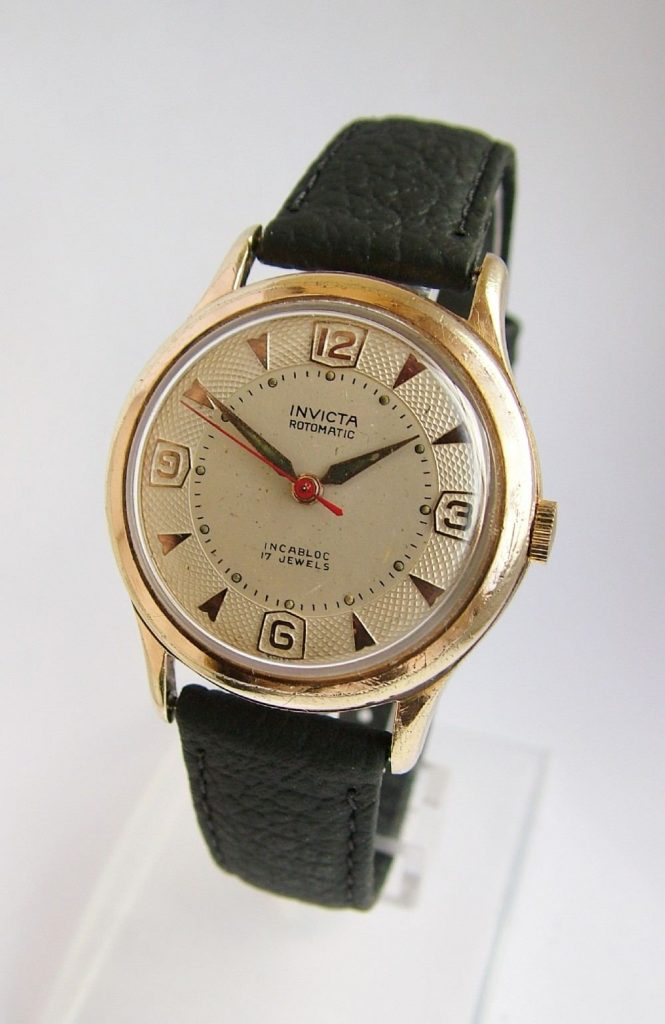 A vintage Invicta from the original brand