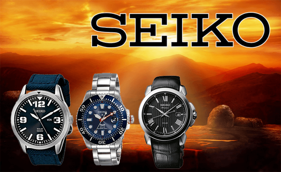 Best Seiko Solar Watches Review