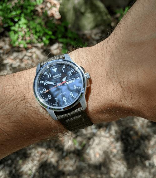 Citizen BM8180-03E wristshot